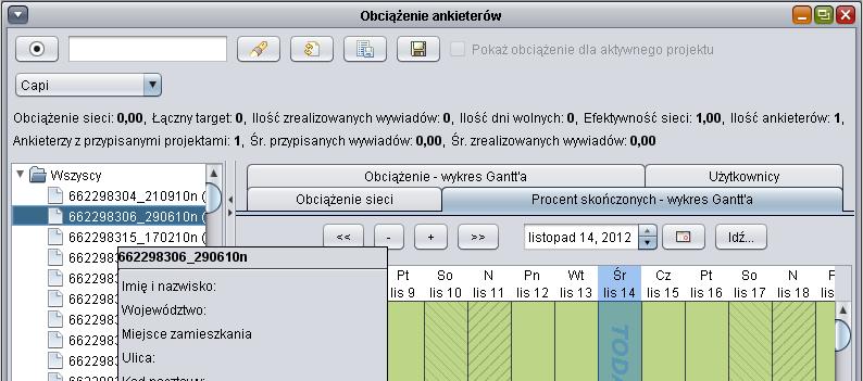 Cadas software pomoc capi wykres gantta procentowy wykres przedstawia projekty w trakcie realizacji ccuart Choice Image